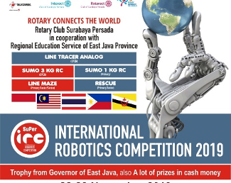 International Robotic Competition 2019