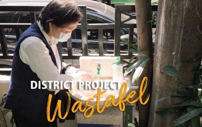 Proyek Distrik Wastafel Surabaya Timur