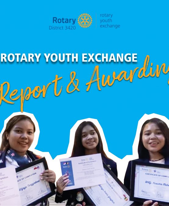 RYE Outbound Students 2019-2020 Journey Report & Awarding