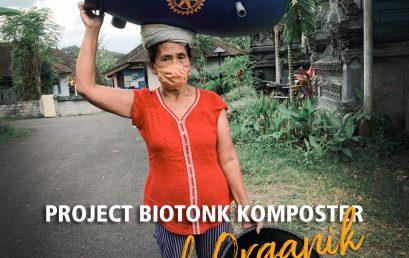 Biotonk Komposter Organik (District Grant# 2091015)