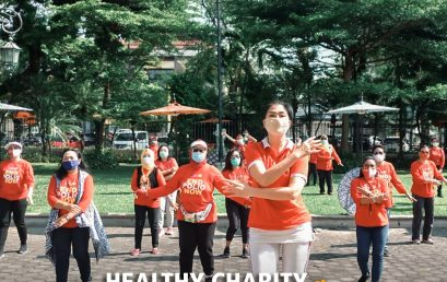 Healthy-Charity Morning with Rotary Solo Kartini