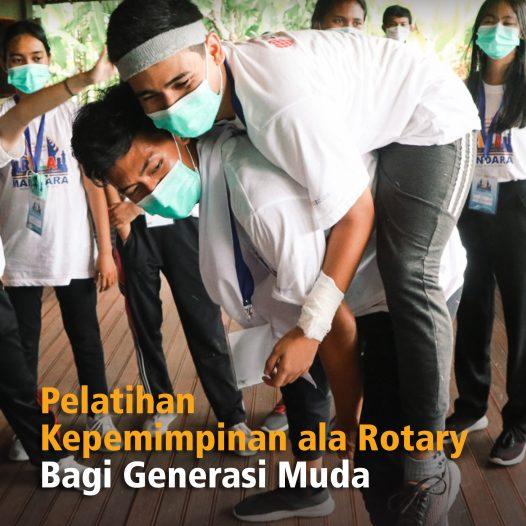 Pelatihan Kepemimpinan Ala Rotary Bagi Generasi Muda
