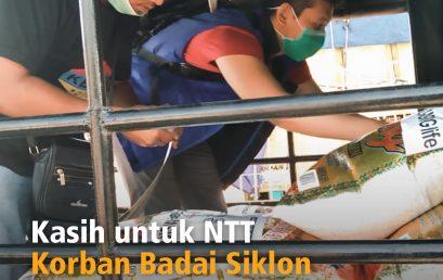 Kasih untuk NTT Korban Badai Siklon Catatan Rtn Budi Laksono Part 2