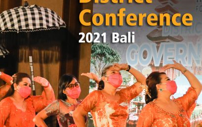 District Conference 2021 Bali