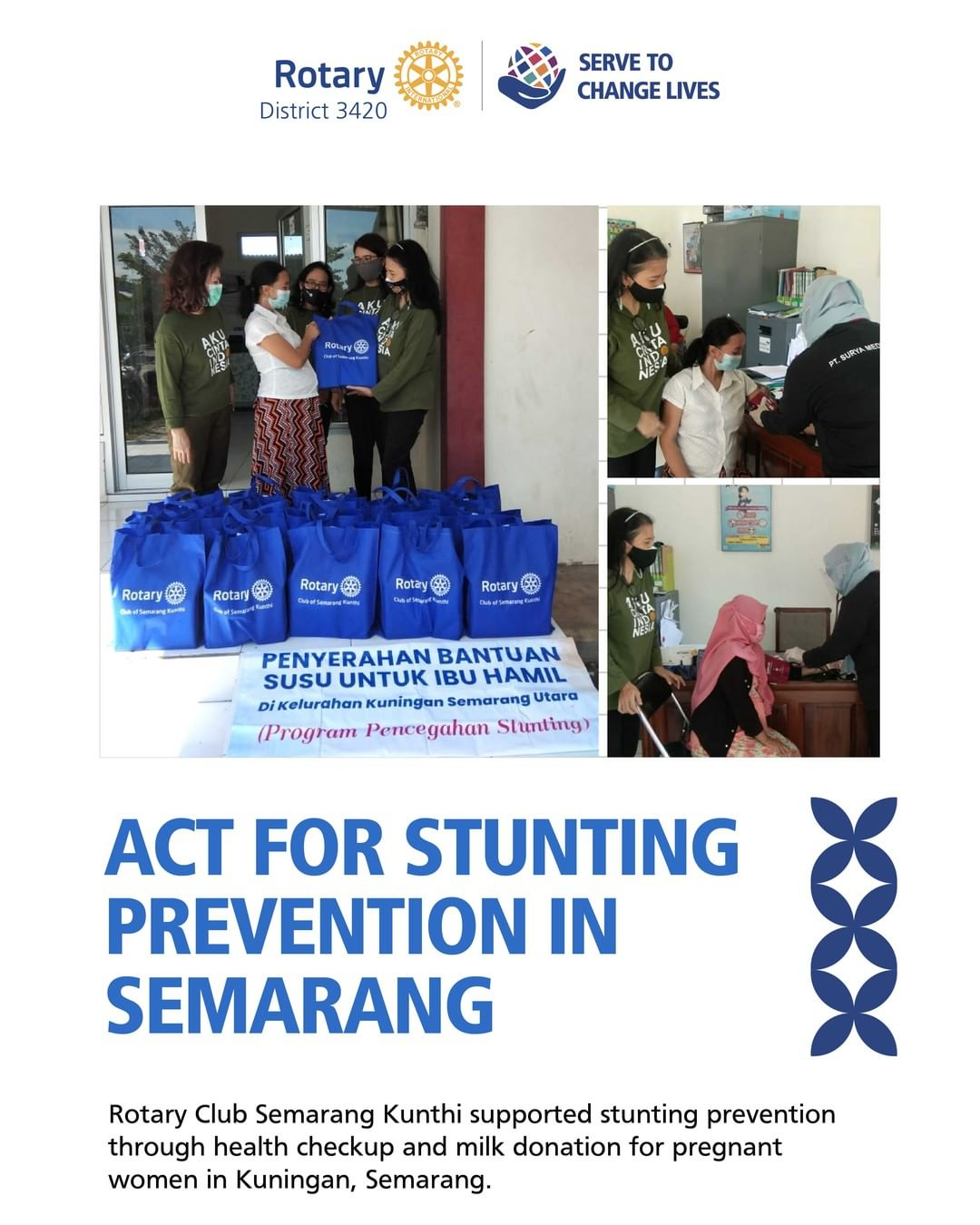 Act for Stunting Prevention in Semarang