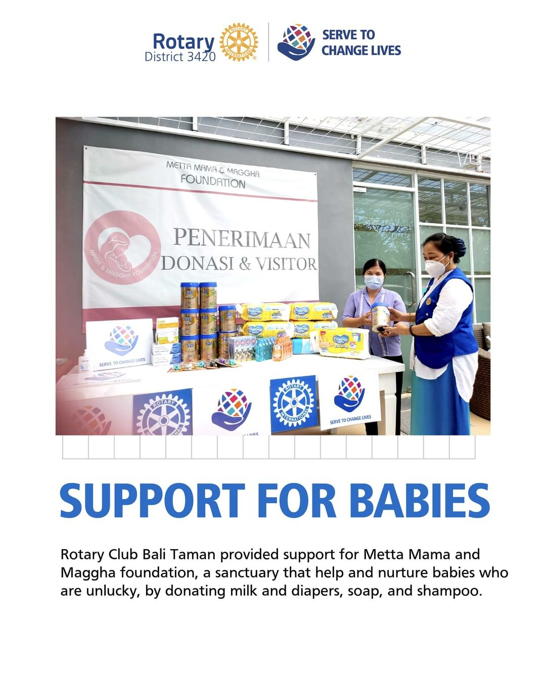 Support for Babies