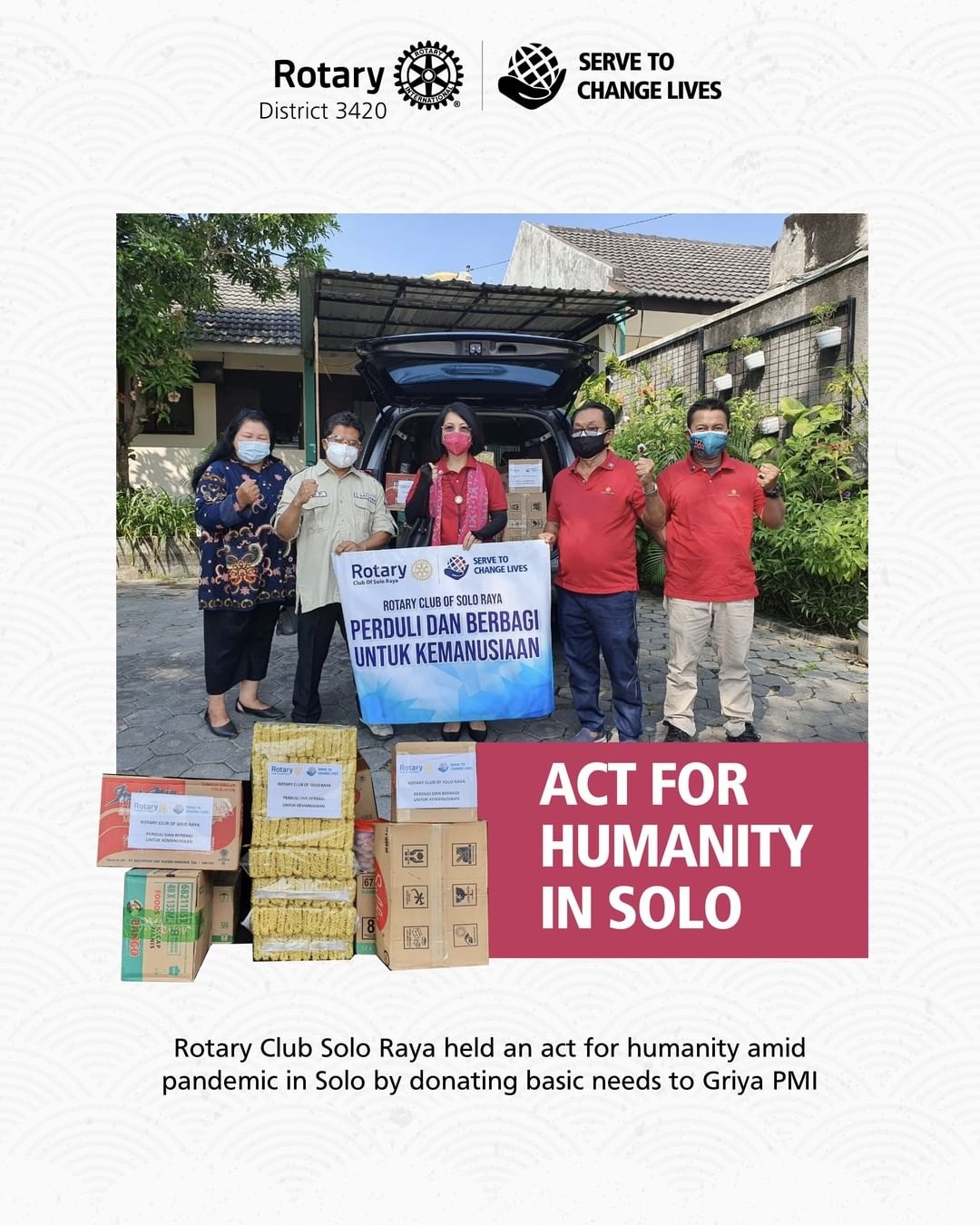 Act for Humanity in Solo