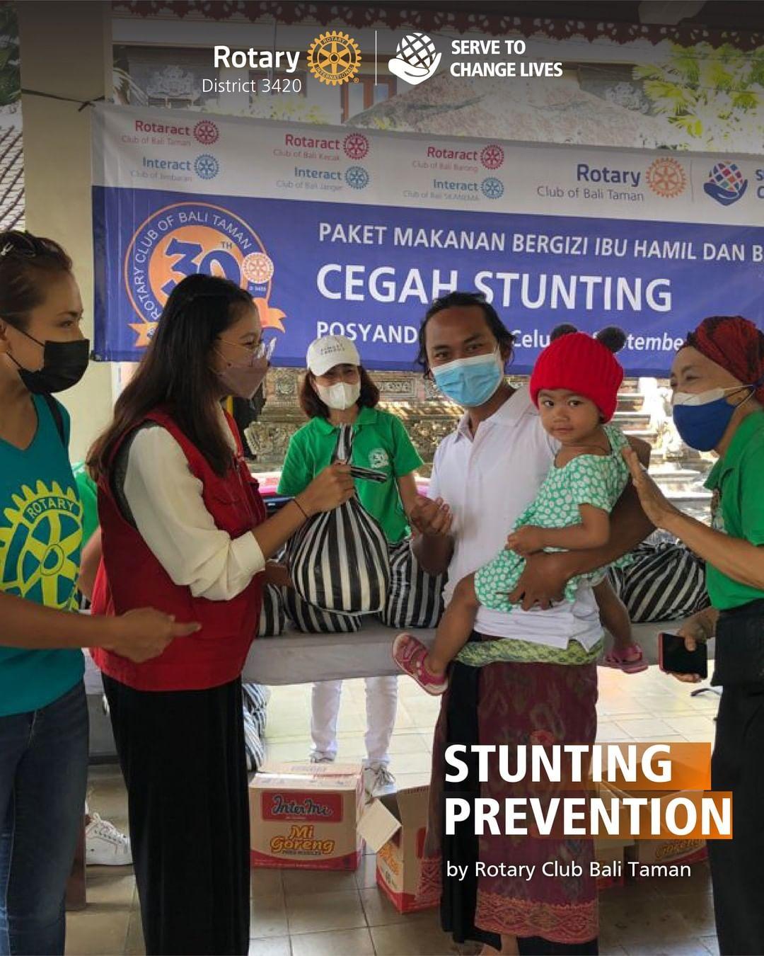 Stunting Prevention