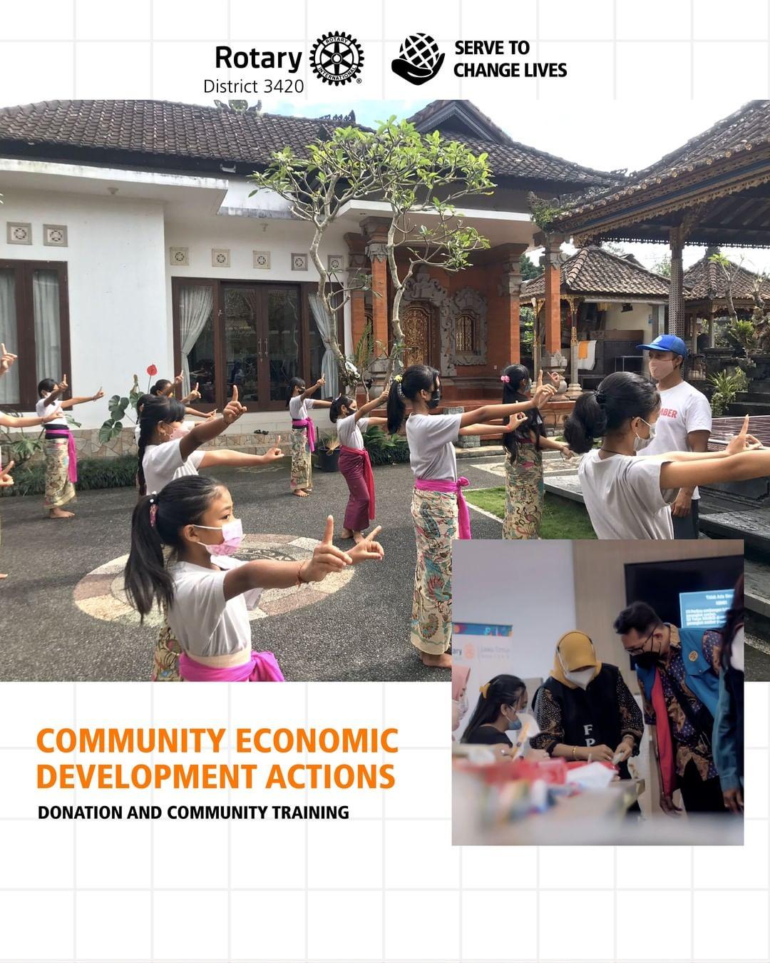 Community Economic Development Actions