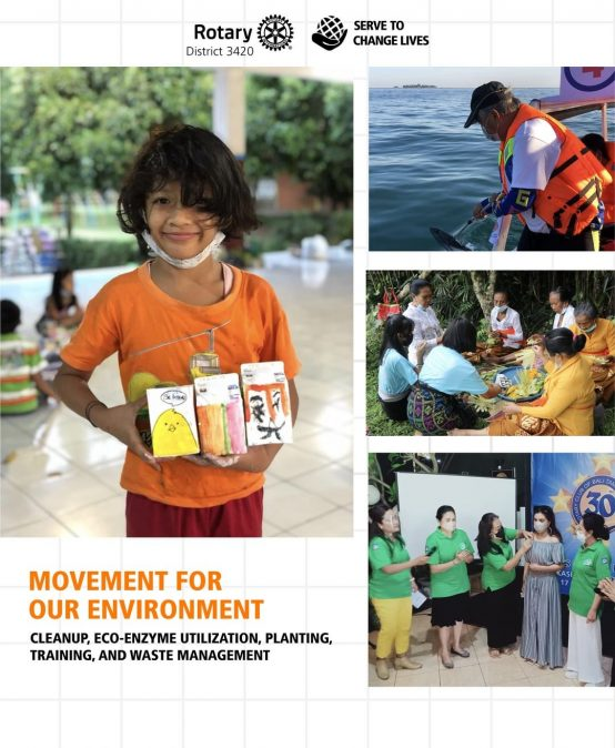 Movement for Our Environment